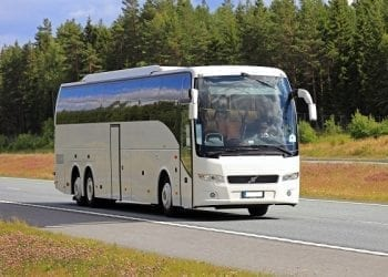 Tour bus rental in Europe