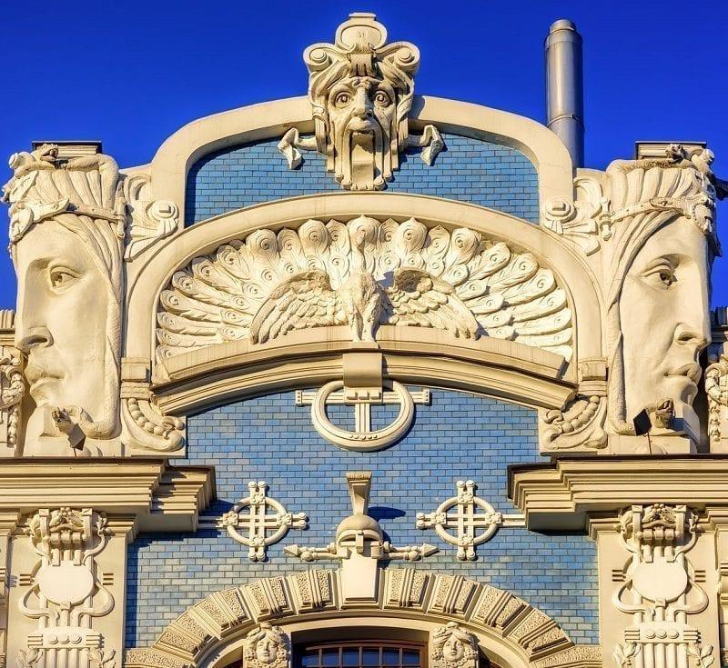 Riga Art Nouveau walking tour