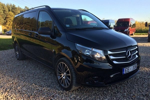 Riga Transport - Mercedes Vito