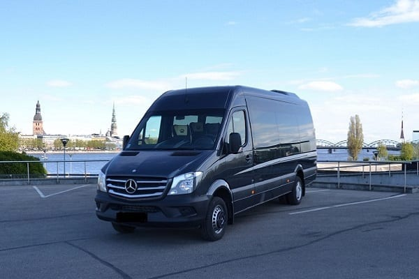 Coach hire in Riga