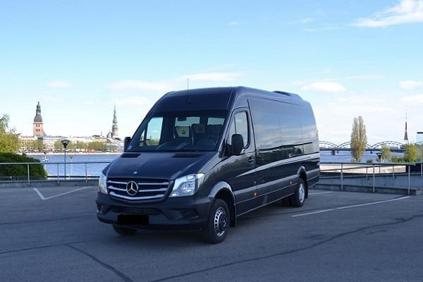 Coach hire in Tallinn