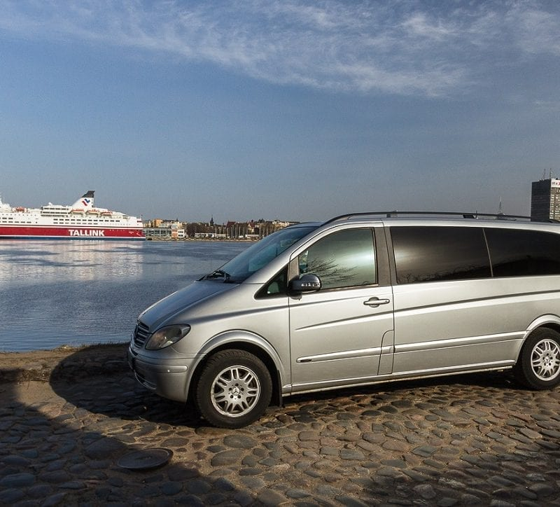 Transfers and transport from Riga to Parnu and Parnu to Riga