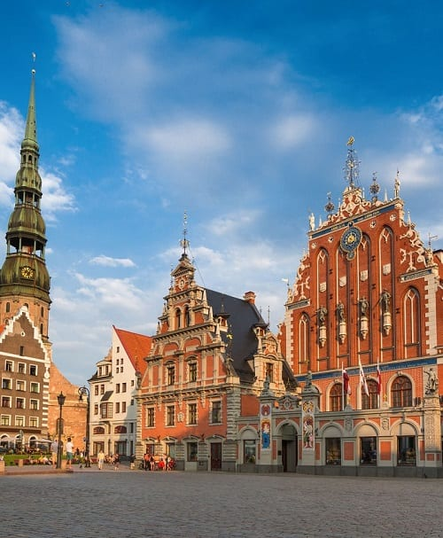 Riga, Latvia City and Day tours