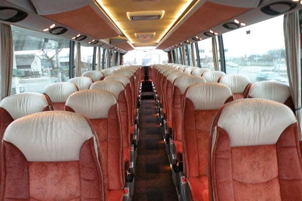 Setra bus seats Belarus