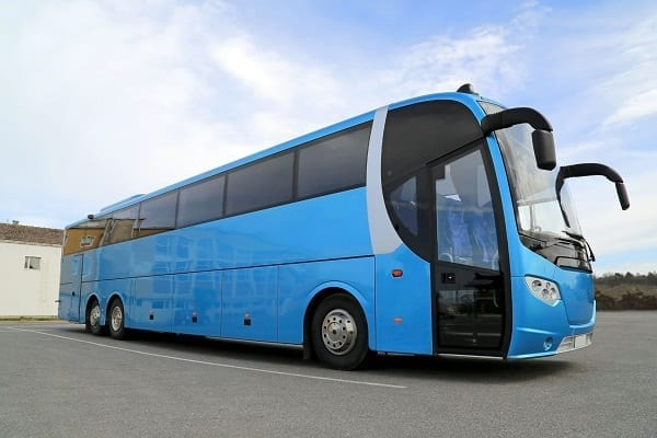 Coach bus rental in Vienna, Austria