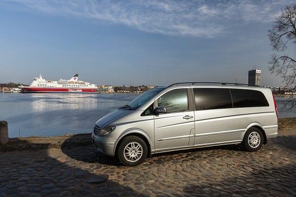Minivan city transfers