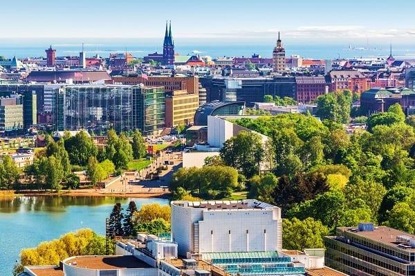 Cruise ship shore excursions Helsinki, Finland