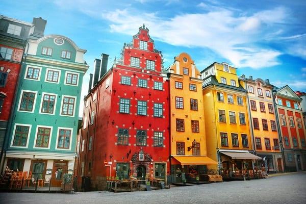 Cruise ship shore excursions Stockholm, Sweden