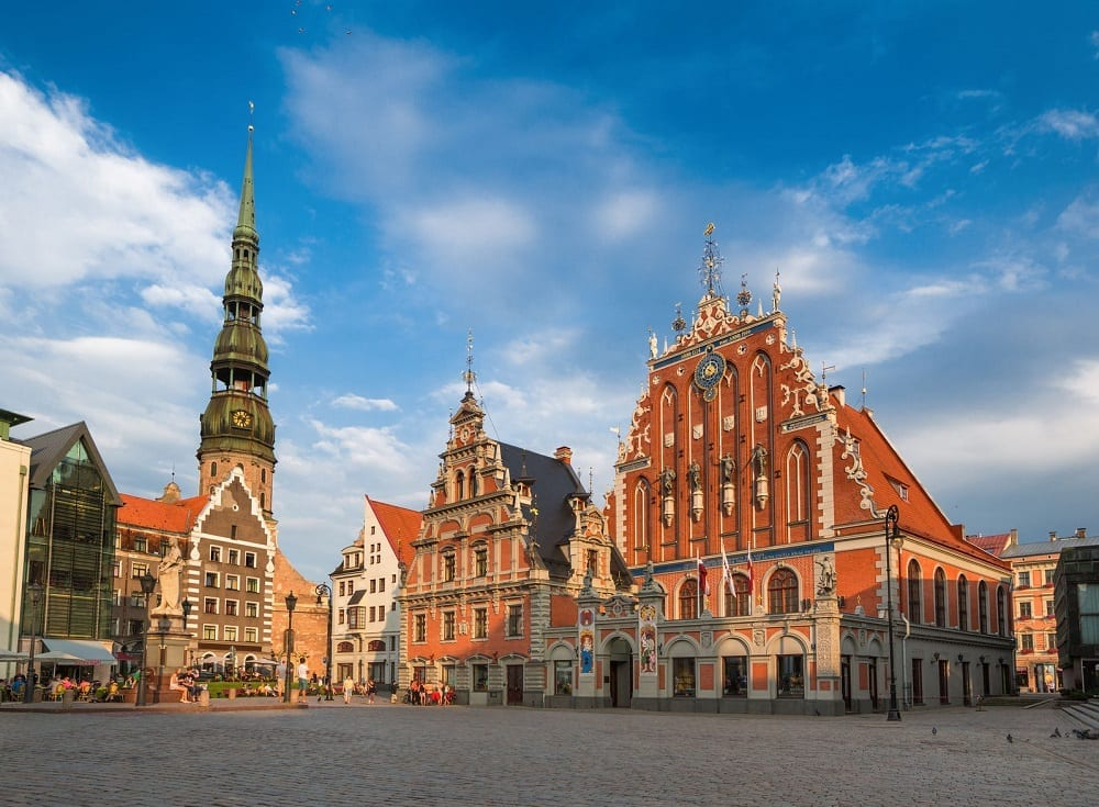 Guided Riga Old town walking tour