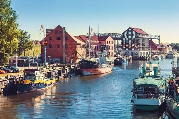 Cruise ship shore excursions Klaipeda, Lithuania