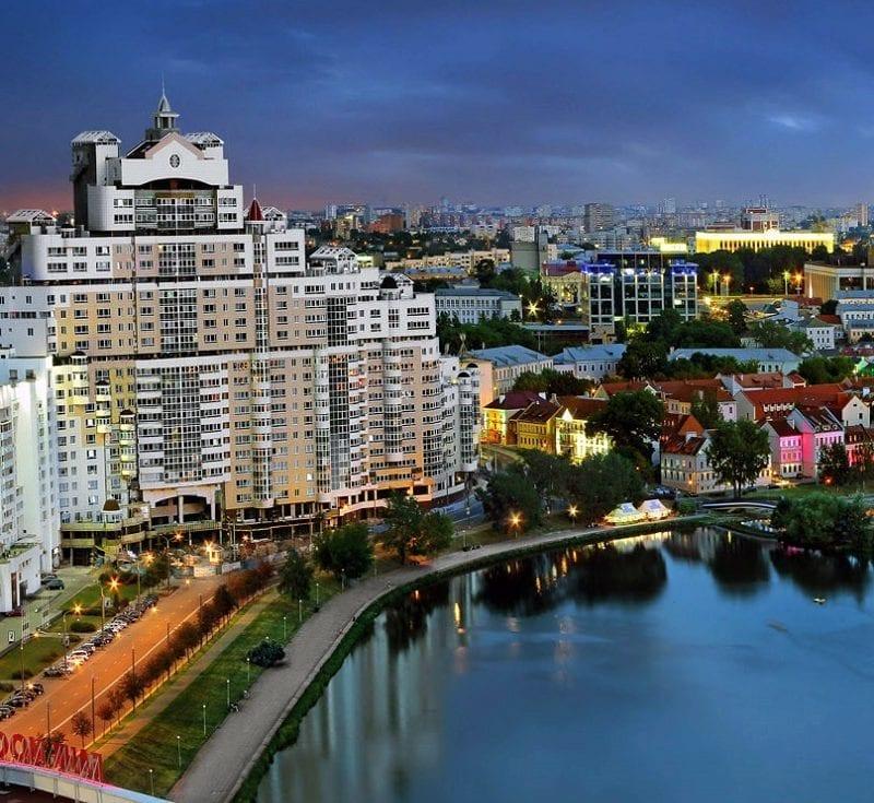 Minsk Night city tour