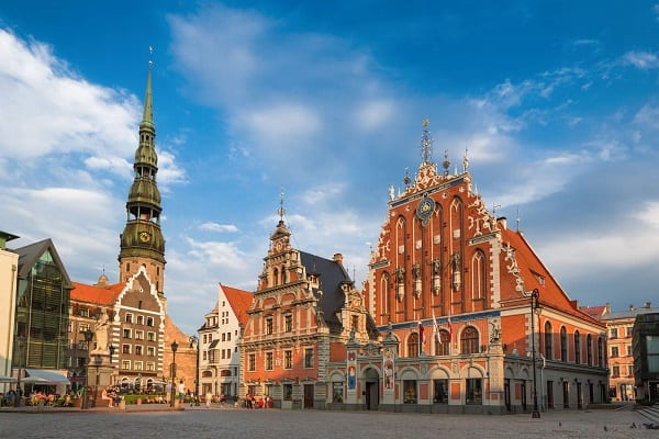 Riga Shore excursions