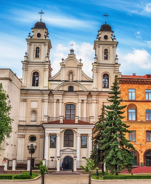 Tours in Minsk and from Minsk