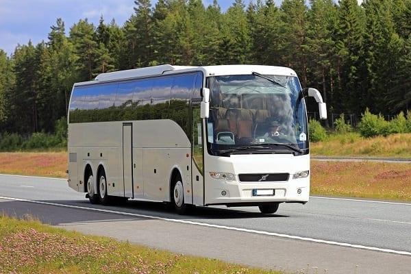 Bus rental Prague