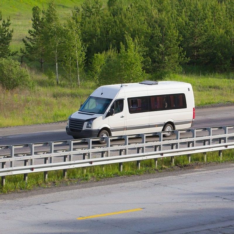Minibus transfer company