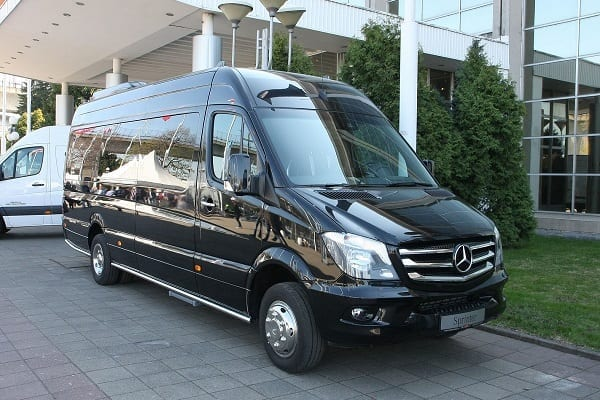 Minibus transfers to and from Stockholm Skavsta Airport