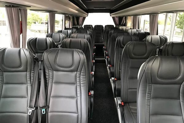 Minibus hire Amsterdam, Holland