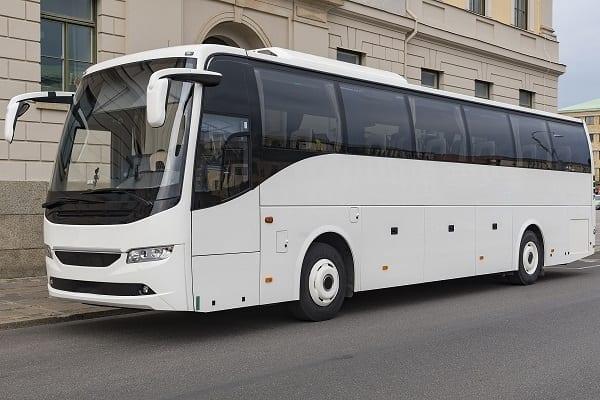 Bus transfer Frankfurt