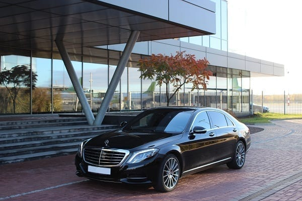 Mercedes S Class - executive event transport