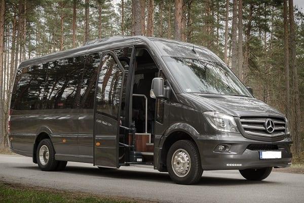Minibus & Bus transfers