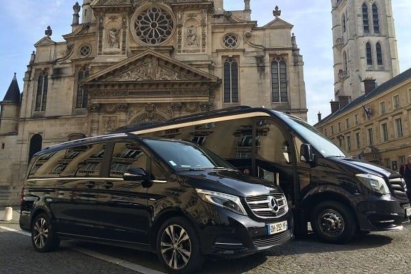 Minibus hire Europe