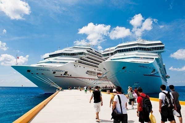 Cruise ship city tours